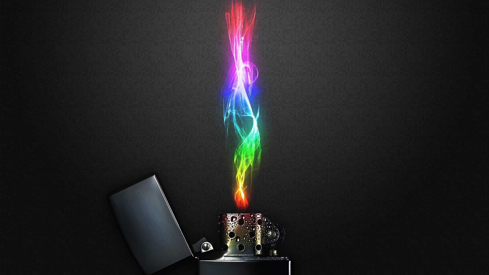 Battlefield Wallpaper Skull Rainbow Lighter wallpa...